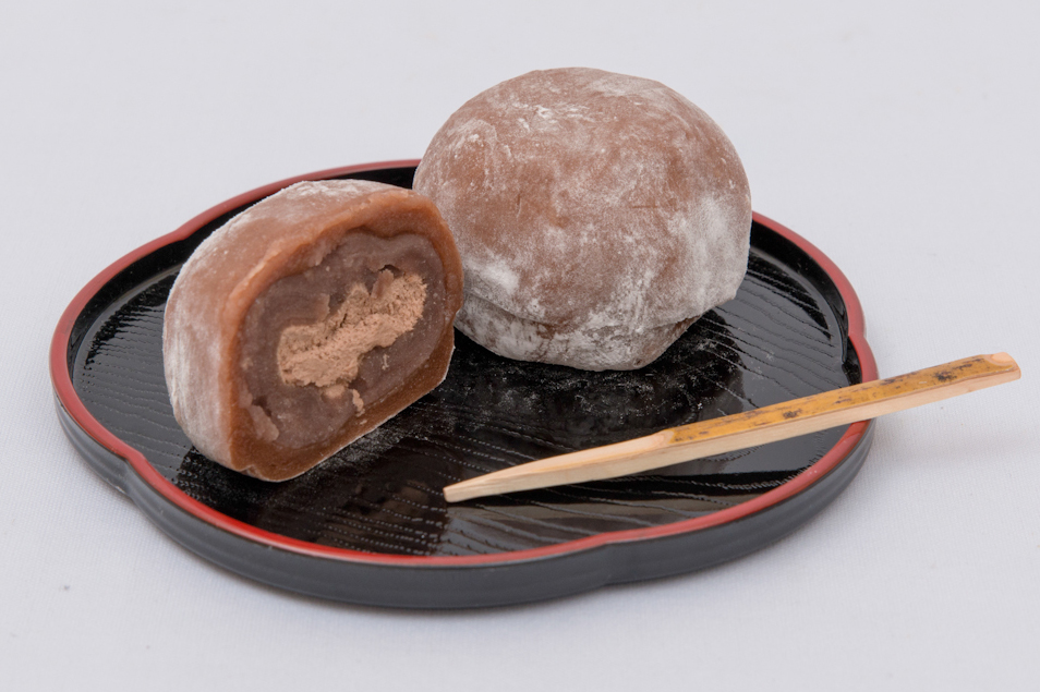 生チョコレート大福